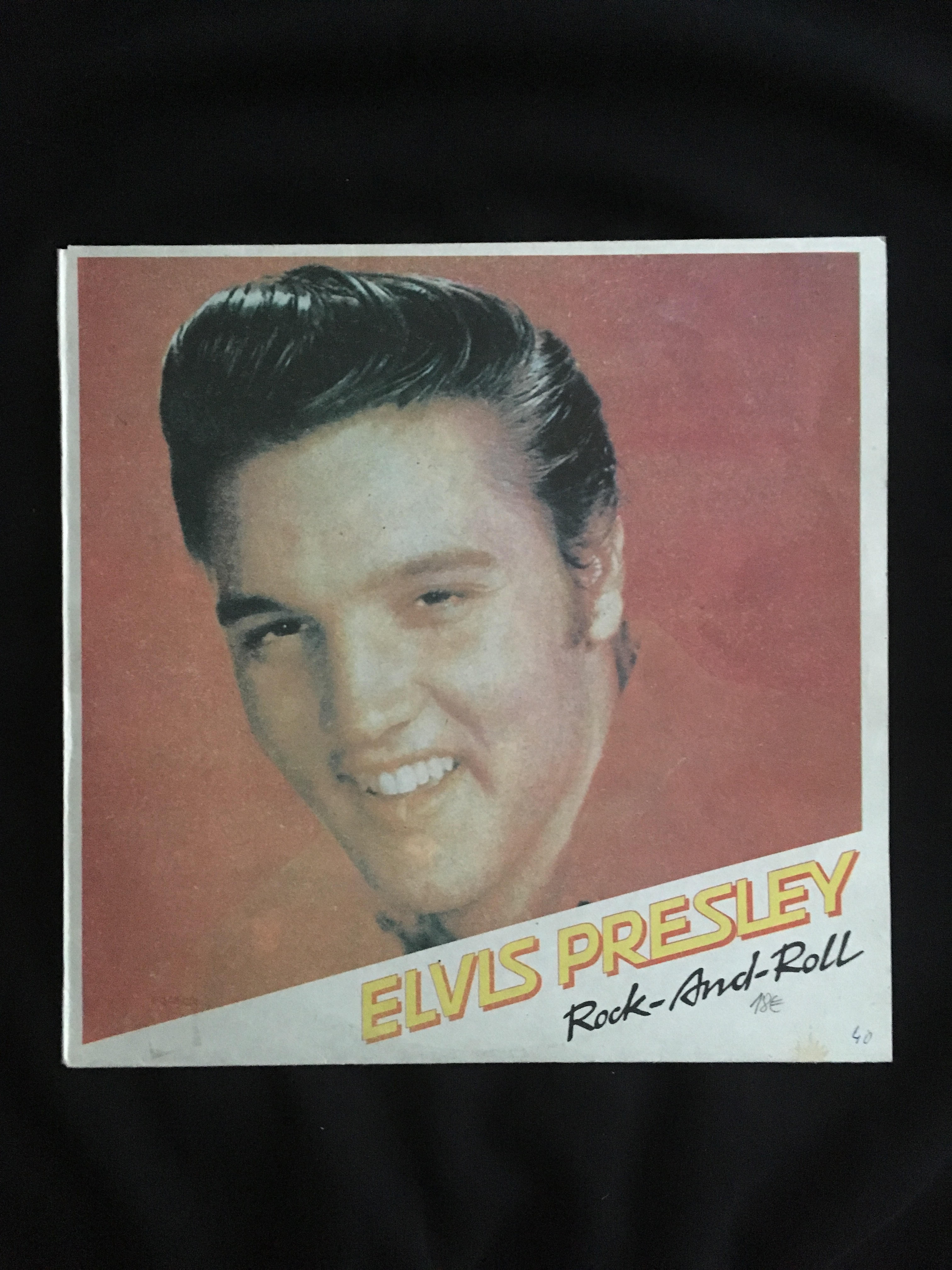 Elvis Persley -Rock and Roll